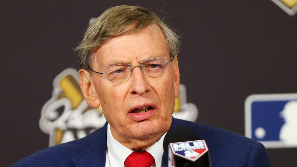 'Great candidate' for next MLB commissioner rejects interest