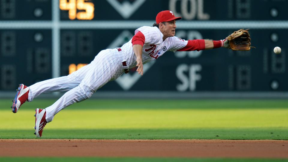 Chase Utley prefers to stay with the Philadelphia Phillies
