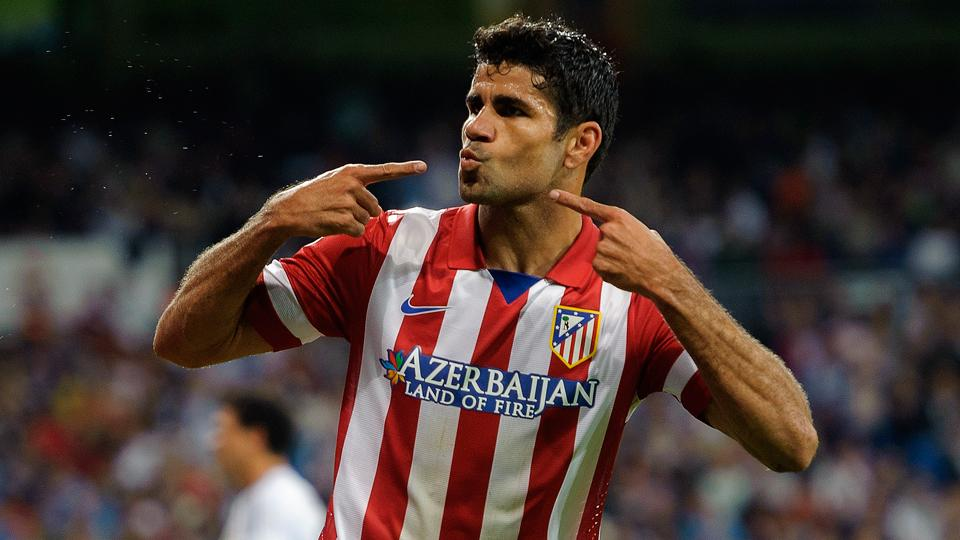 Spain striker Diego Costa completes transfer to Chelsea
