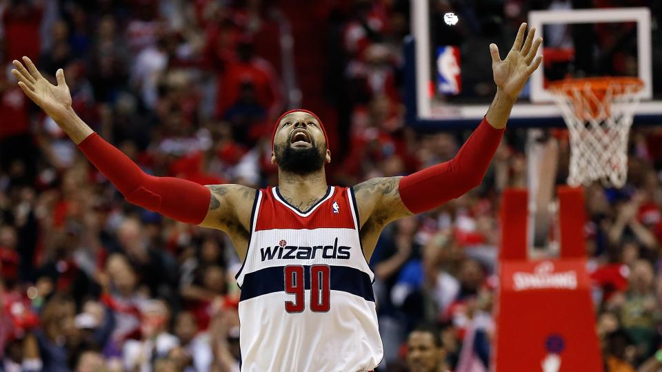 Report: Washington Wizards re-sign Drew Gooden