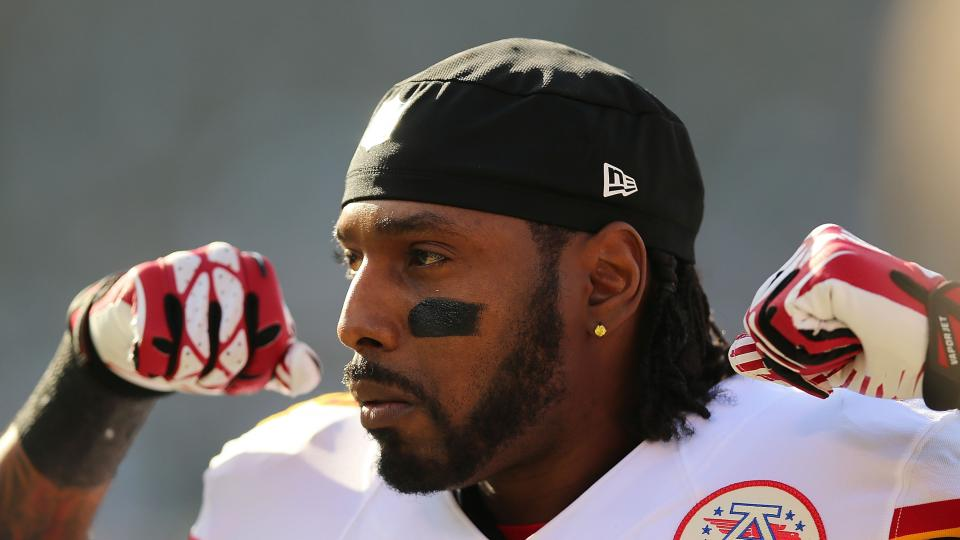 Chiefs wide receiver Dwayne Bowe has finger injury