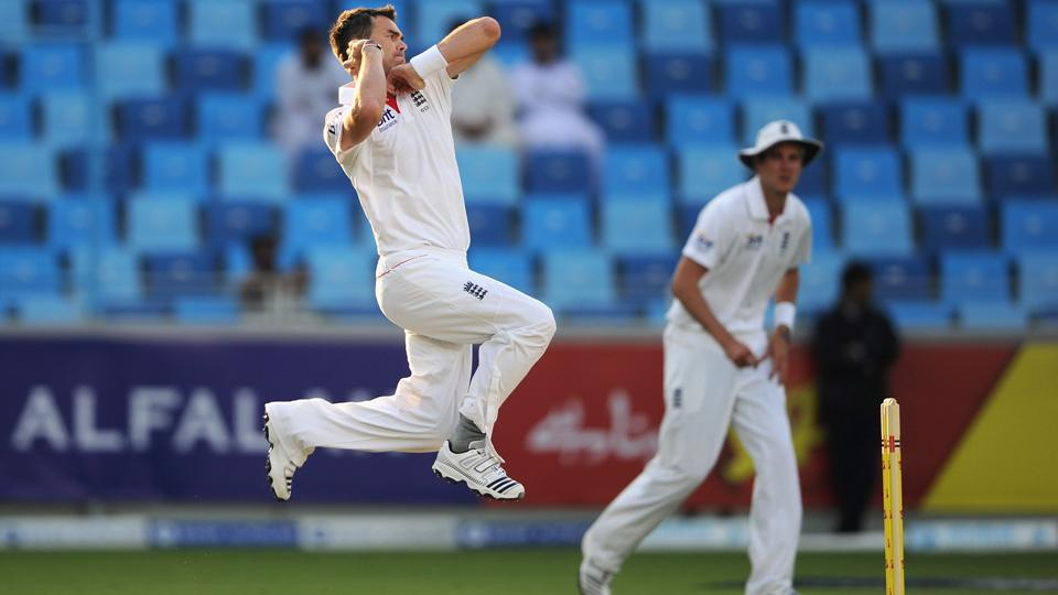 English bowler James Anderson charged with misconduct by ICC