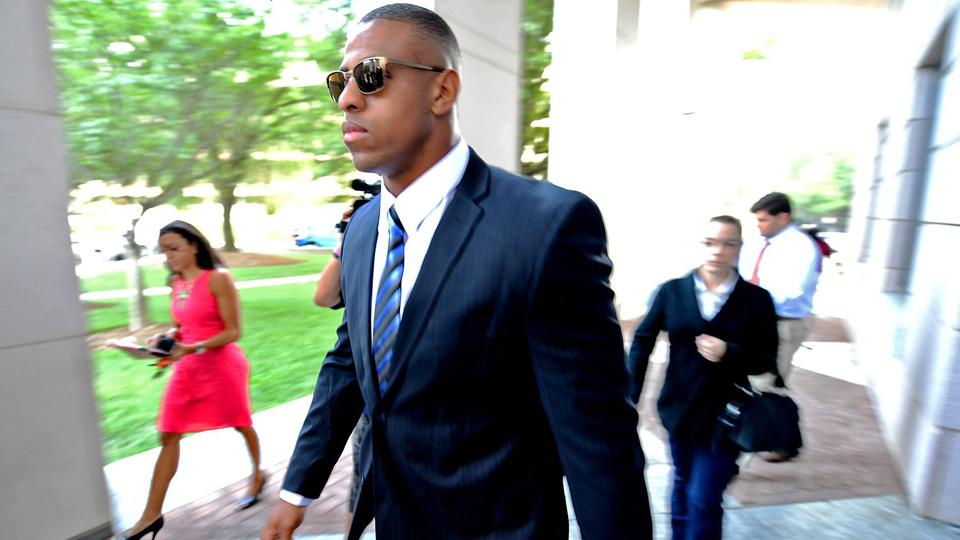 UPDATE: Panthers' Greg Hardy found guilty
