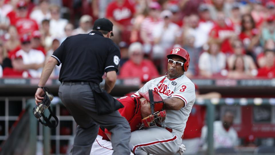Joe Torre: Home plate collision rule will stay after experimental season