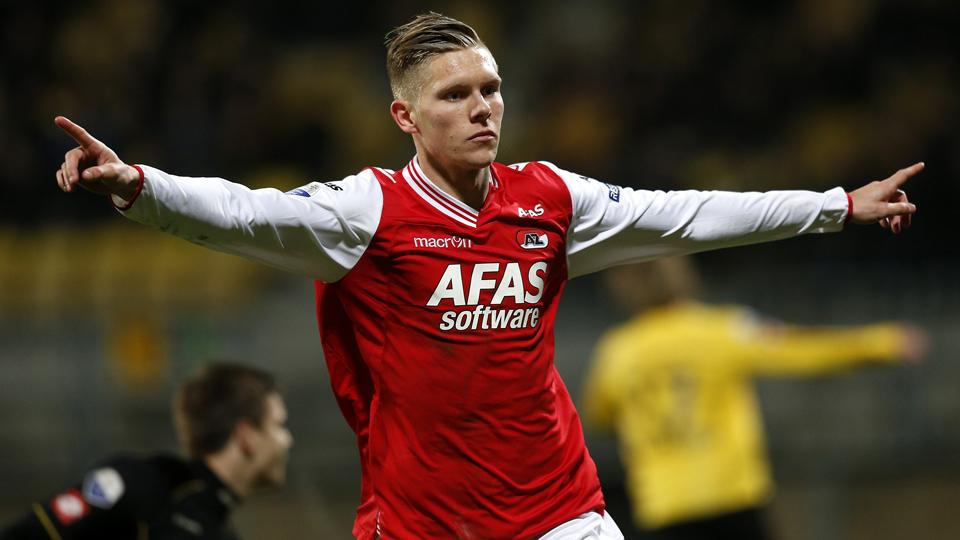Aron Johannsson undergoes ankle surgery, out 6-8 weeks