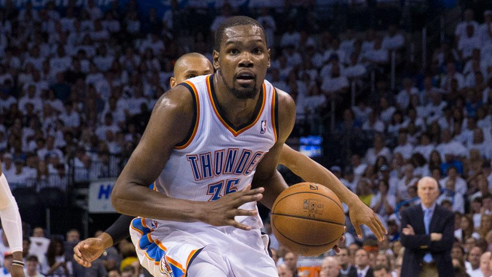 Stephen A. Smith: If Kevin Durant leaves Thunder, it'd be for Wizards