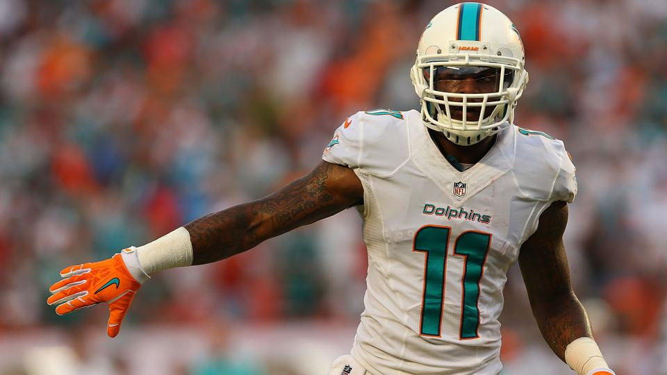Dolphins' Mike Wallace says he wants to return kicks this season