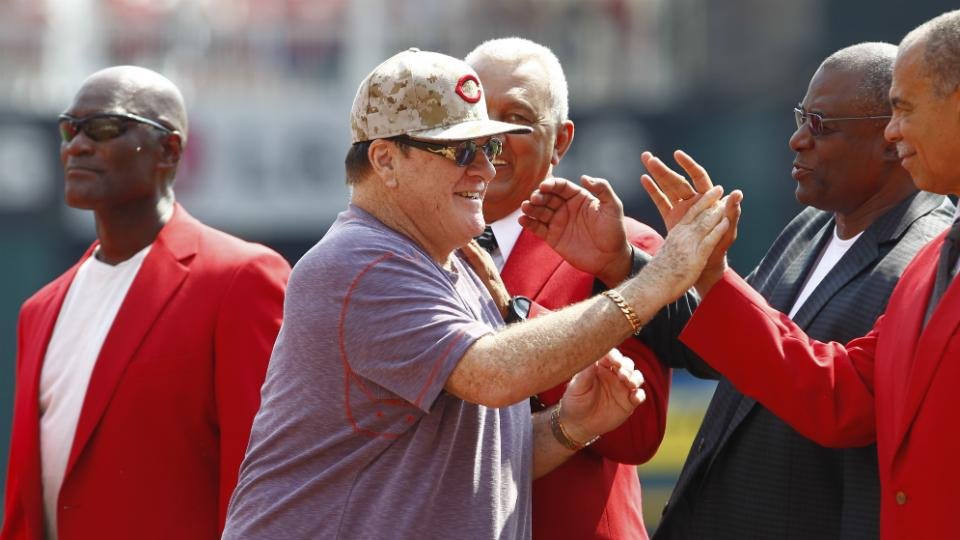 Bud Selig: Reds can include Pete Rose in 2015 All-Star Game festivities