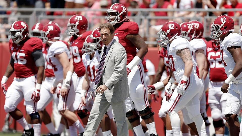 Alabama, USC will meet in 2016 Cowboys Classic