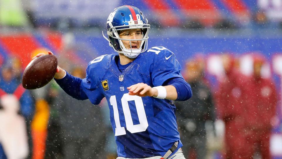 Giants quarterback Eli Manning says ankle is 100 percent