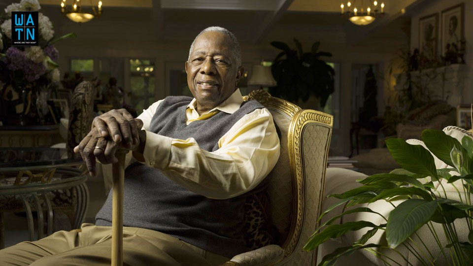 Looking back at people behind Hank Aaron's record 715th HR