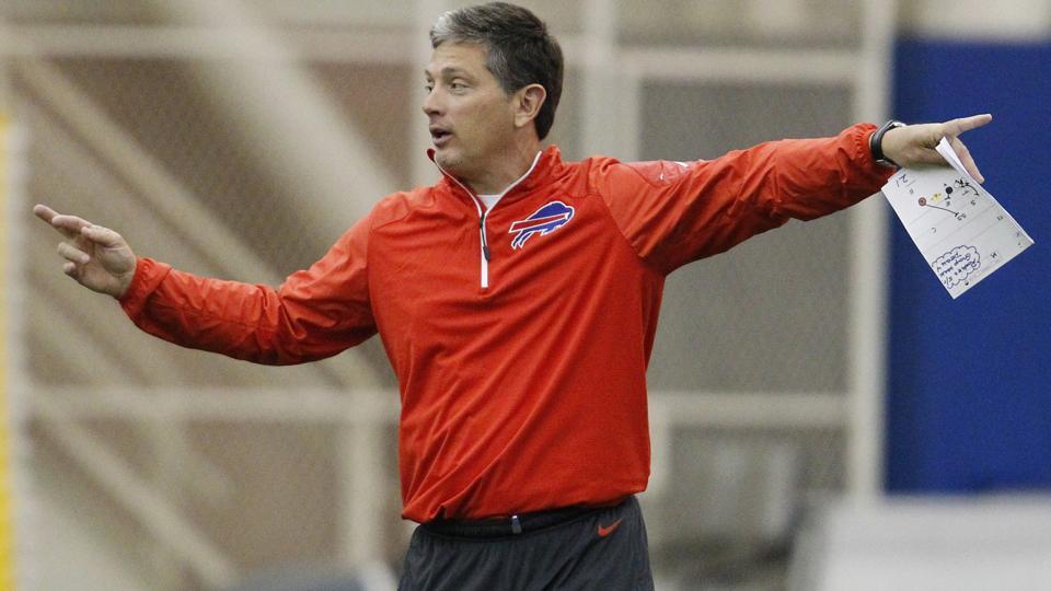 Bills' Jim Schwartz: 'I've got to prove myself all over again'