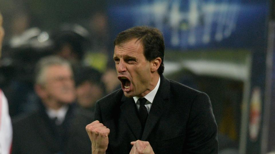 Juventus appoints Massimiliano Allegri as new manager