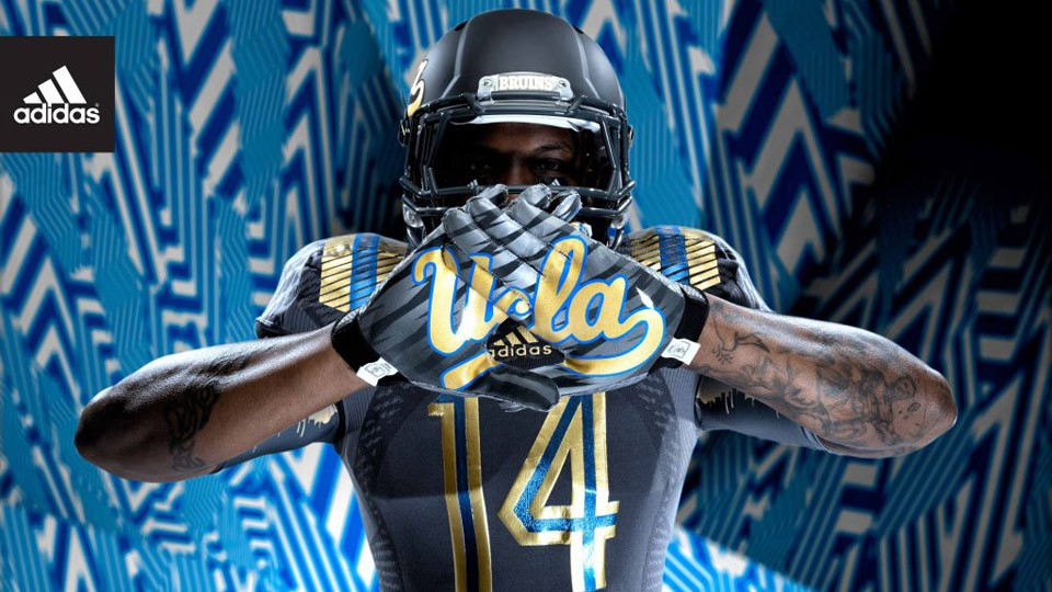 UCLA unveils new alternate uniforms before 2014 season