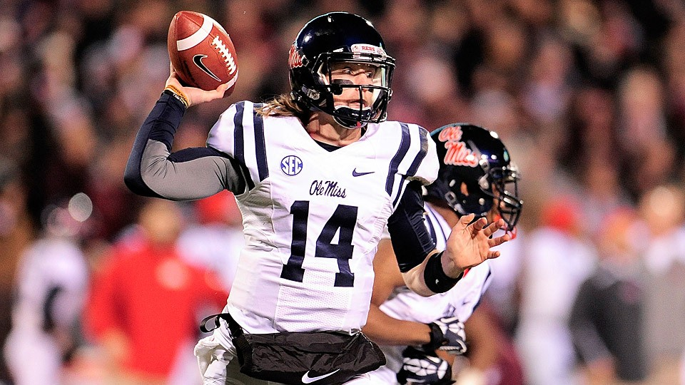 Ole Miss QB Bo Wallace says athletes go to bed hungry