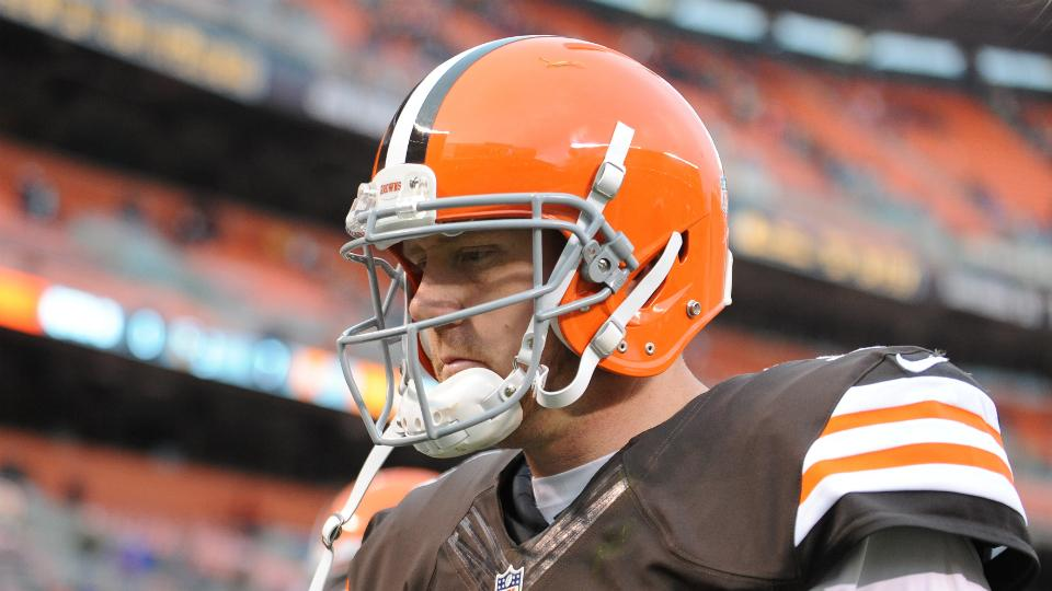 Cowboys' Brandon Weeden says he's ready to fill team's backup QB role