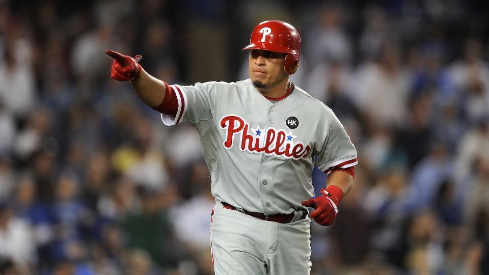 Phillies' Carlos Ruiz to begin rehab assignment, could return next week