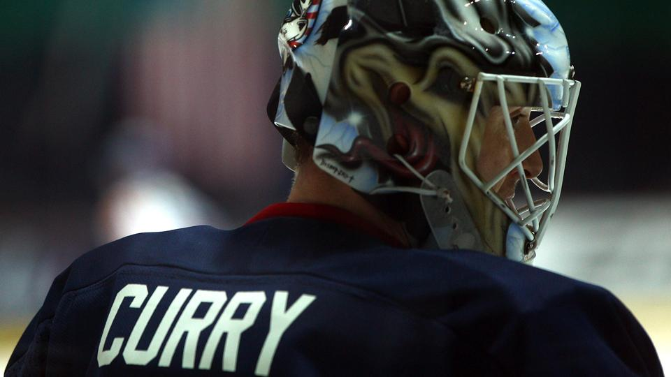 Minnesota Wild, goaltender John Curry agree to one-year deal