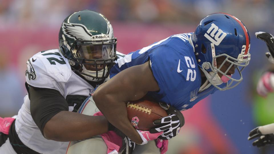 Giants president John Mara expects David Wilson to be ready for season