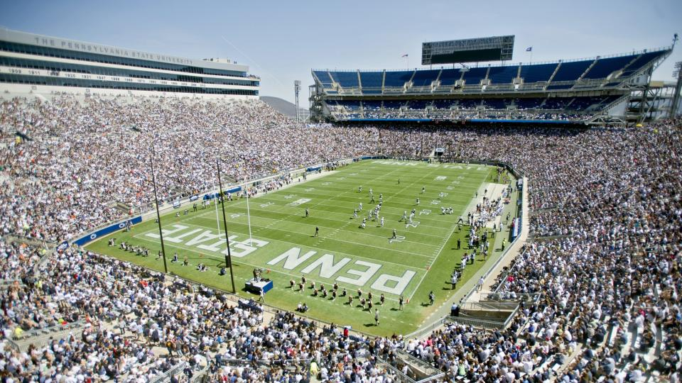 Penn State adds future games with Georgia State, Kent State