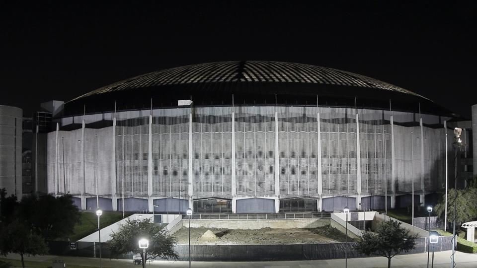 Judge calls Astrodome demolition proposal 'a silly plan'
