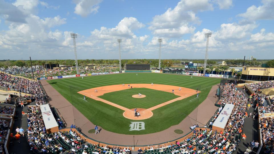 Tigers to keep Lakeland as spring training home through 2036