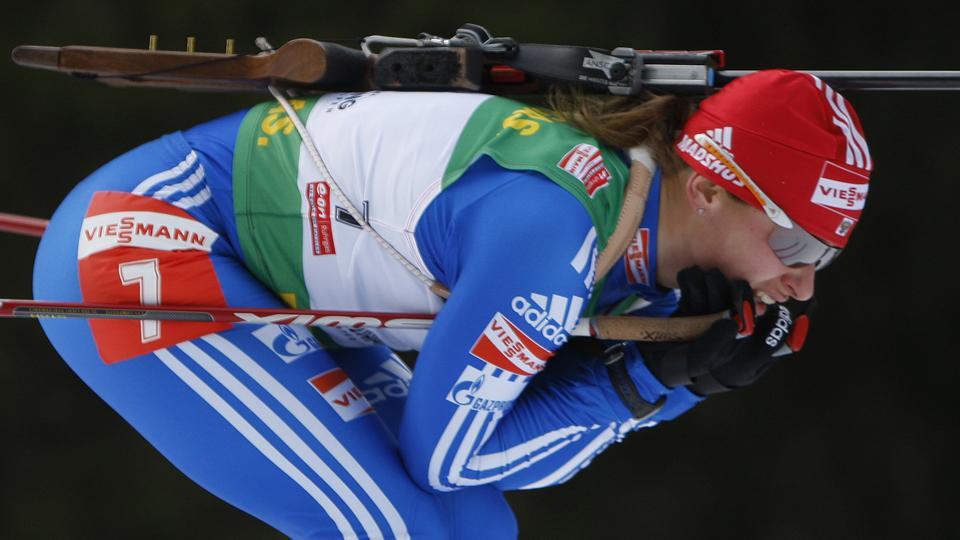 Biathlete Ekaterina Iourieva gets eight-year ban for doping