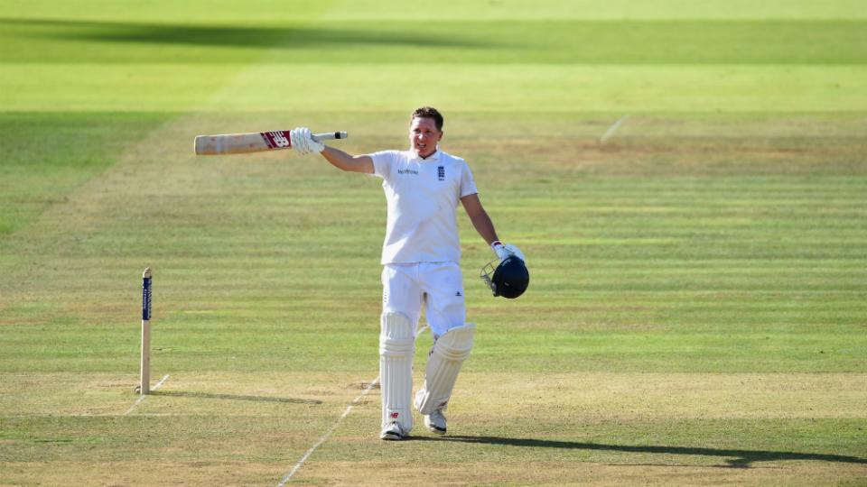 India vs. England: Despite Gary Ballance's century, India ahead