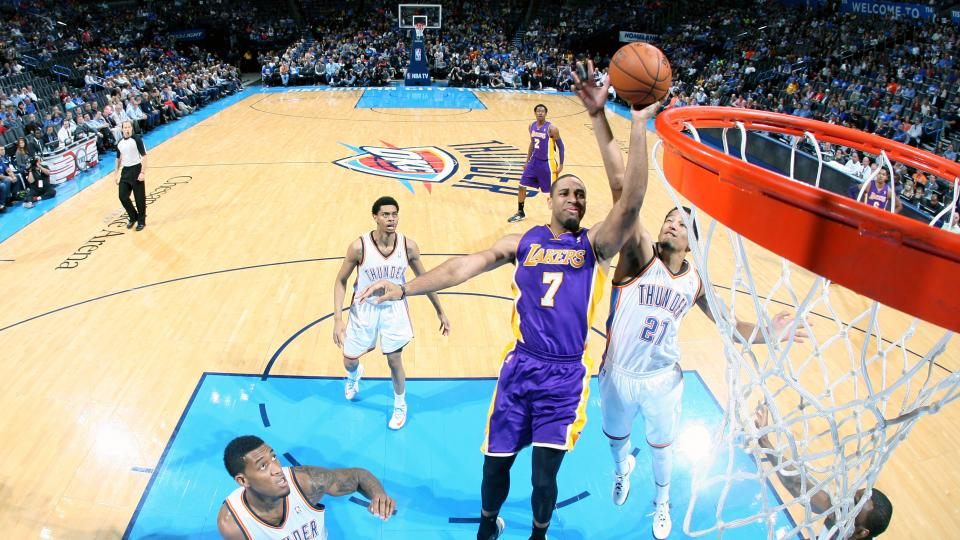 Reports: Los Angeles Lakers re-sign Xavier Henry
