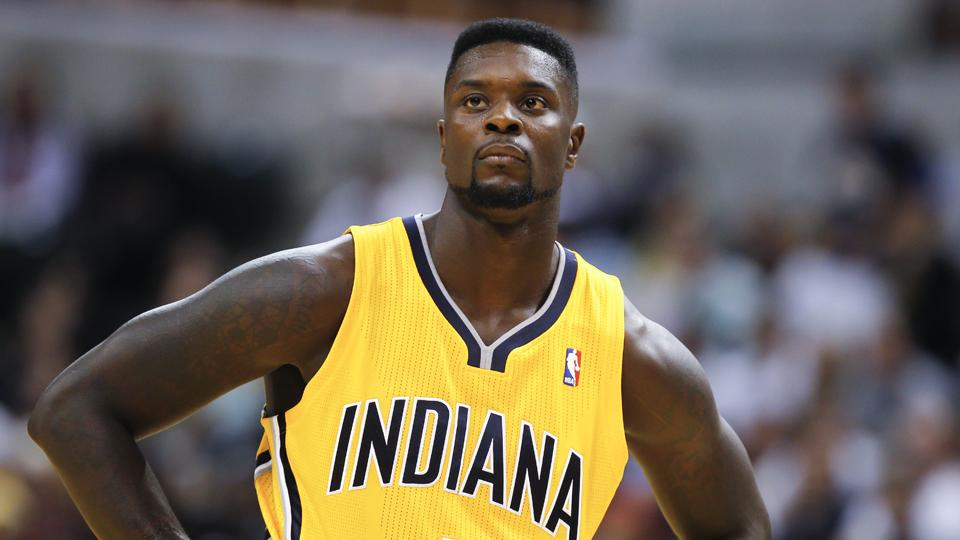 The Pacers are now selling Lance Stephenson jerseys for $25