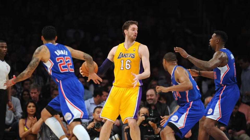 Pau Gasol: Goal is to 'make things easier' on offense for Bulls