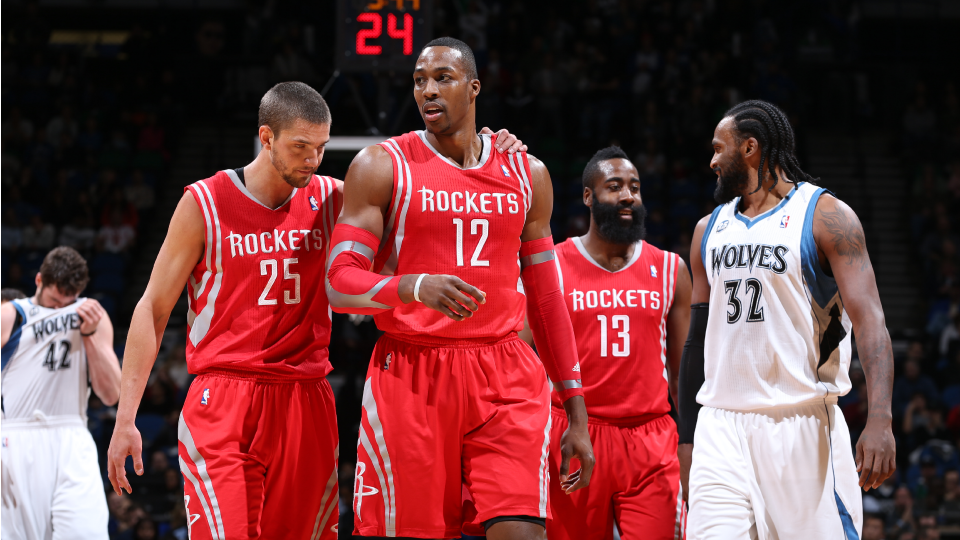 Dwight Howard on Chandler Parsons leaving: 'Won't affect us at all'