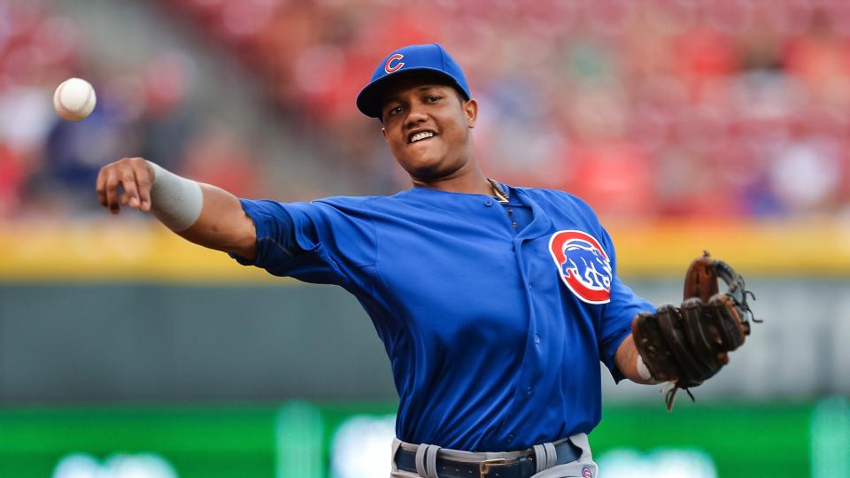 Report: Cubs don't plan to trade Starlin Castro before July 31 deadline