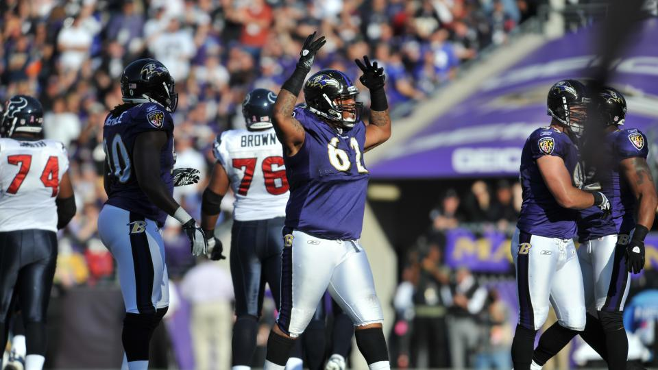 Baltimore Ravens place nose tackle Terrence Cody on PUP list