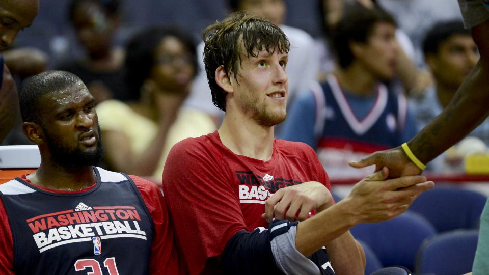 Report: Former NBA F Jan Vesely agrees to deal in Turkey