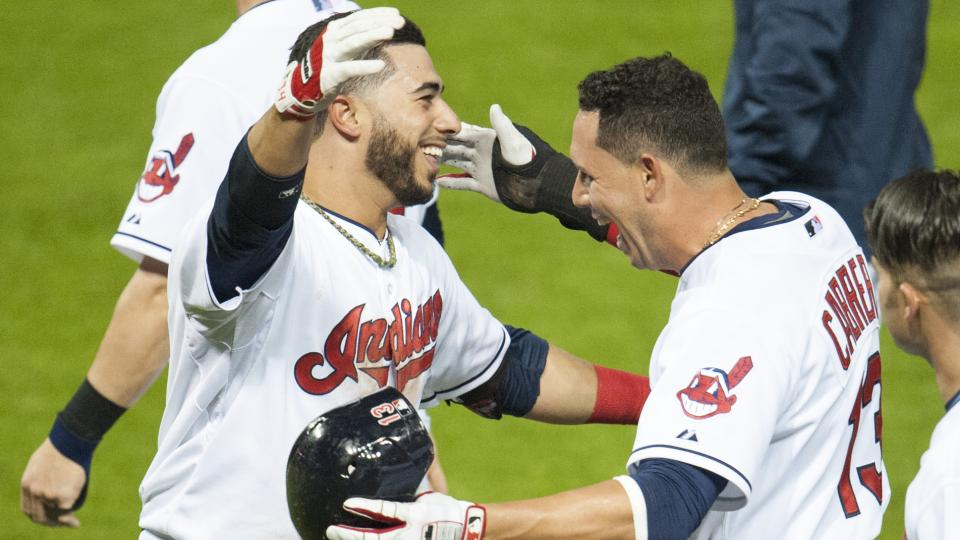 Giants reportedly targeting Indians' Mike Aviles, Asdrubal Cabrera