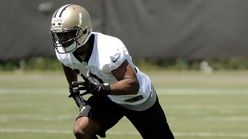 Saints rookie receiver Brandin Cooks 'at a different speed'