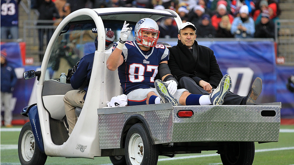Patriots tight end Rob Gronkowski says he'll be ready Week 1