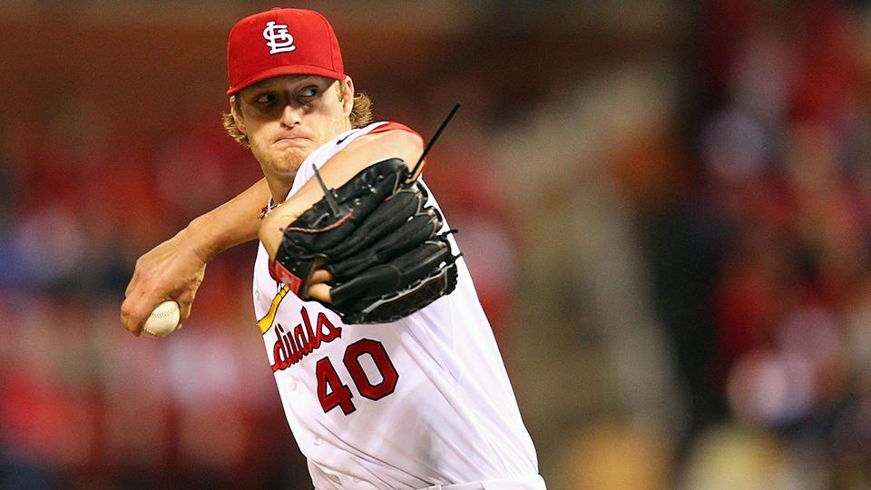With the Cardinals' Shelby Miller heading to the bullpen, St. Louis will emply a four-man starting rotation for the time being.