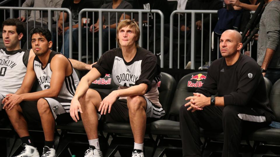 Andrei Kirilenko in report: Jason Kidd 'couldn't handle' New York pressure