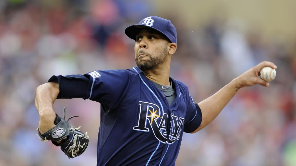 Report: Brewers express interest in Rays pitcher David Price