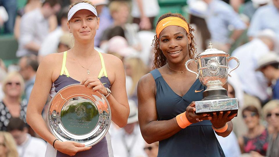 Serena Williams and Maria Sharapova sign up for inaugural Wuhan Open
