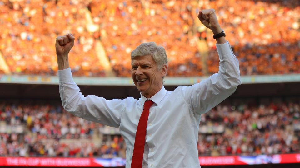 Arsène Wenger: 'Perfect time' for Arsenal to play in United States