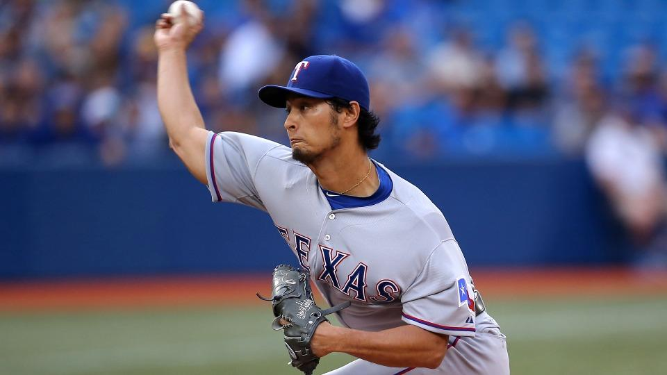 Rangers ace Yu Darvish pushes for six-man rotation