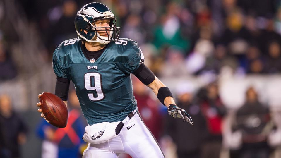Eagles' Nick Foles: 'I might not ever reach' 2013 stats again