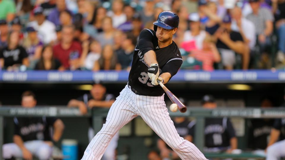Colorado Rockies place Justin Morneau on DL with neck injury
