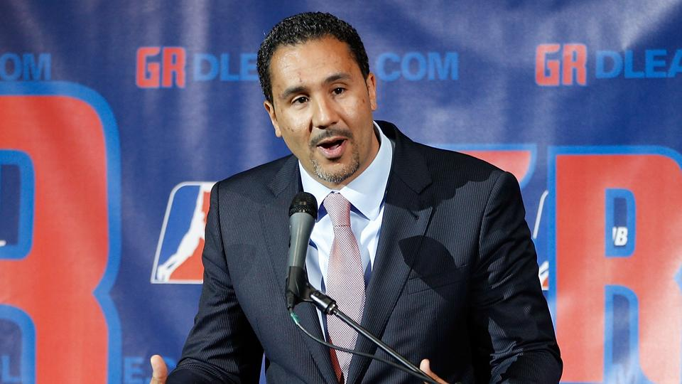 D-League president Dan Reed resigns, takes job at Facebook