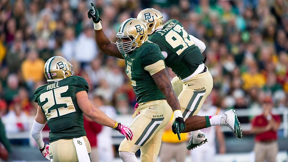 Baylor's defense ready to emerge from offense's shadow in 2014