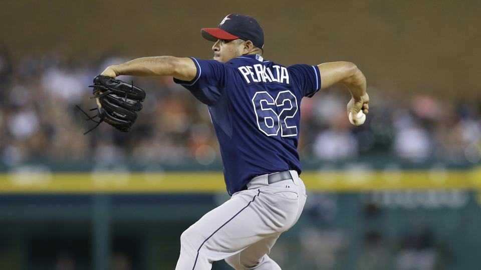 Rays pitcher Joel Peralta believes he has chikungunya virus
