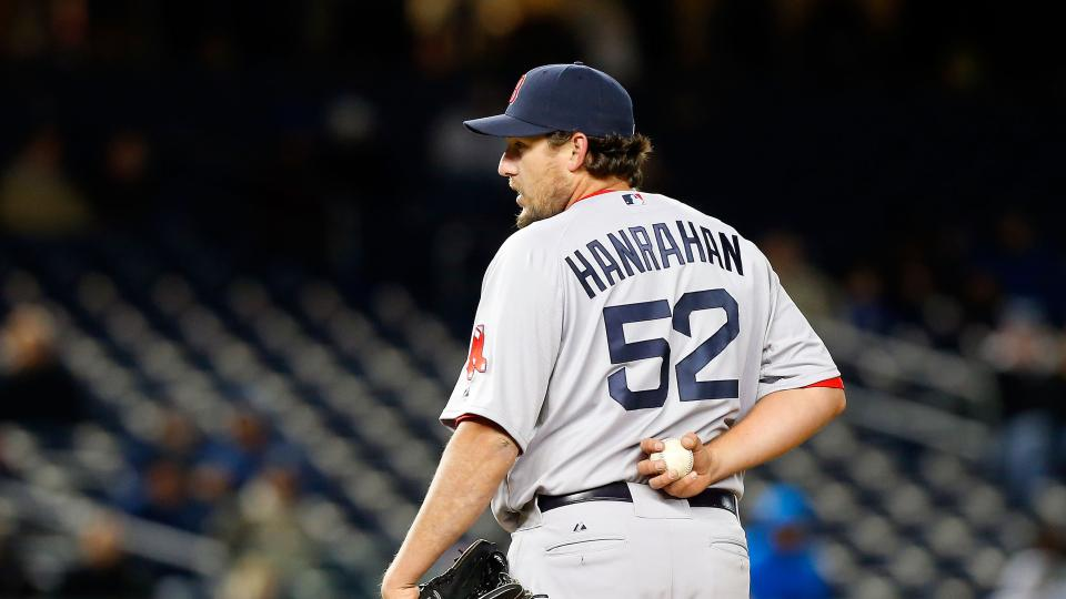 Tigers'  Joel Hanrahan reportedly 'a longshot' to pitch in 2014